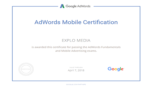mobile-certification